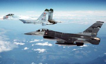Rusya ve ABD uçakları Baltık Denizi semalarında karşı karşıya geldi