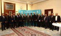 """Azerbaycan'ın başkenti Bakü'de """"Türk dünyası ve Hoca Ahmet Yesevi"""" konferansı düzenlendi"""