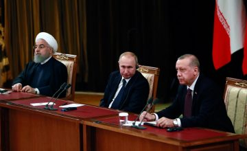 Türkiye Cumhurbaşkanı Recep Tayyip Erdoğan : Bizim bütün derdimiz, Suriye'nin toprak bütünlüğünün sağlanmasıdır