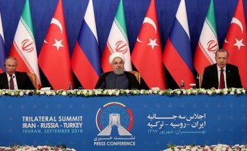 Türkiye, Rusya ve İran liderleri tekrar bir araya gelecek