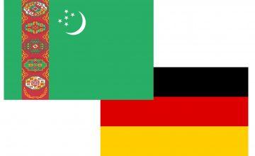 Türkmenistan ve Almanya, ekonomik işbirliğini genişletiyor