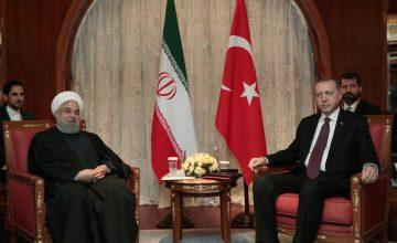 Soçi'deki, Erdoğan-Ruhani görüşmesi sona erdi