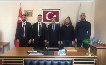 Boğaziçi Asya Araştırmaları Merkezi (BAAM) uzmanları, RUSEN'i ziyaret etti