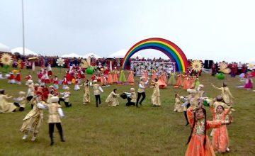 Orta Asya Türk Cumhuriyetlerinde Nevruz Bayramı coşku ile kutlandı