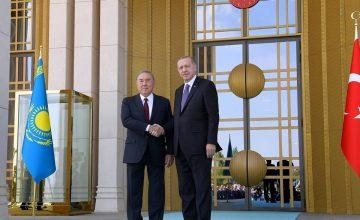 Erdoğan-Nazarbayev yakınlığı, ikili ilişkileri derinleştiriyor