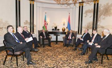 Azerbaycan Cumhurbaşkanı İlham Aliyev ve Ermenistan Başbakanı Nikol Paşinyan Avusturya'da görüştü