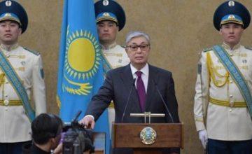 Kazakistan'ın yeni Cumhurbaşkanı Kasım Cömert Tokayev kimdir ?