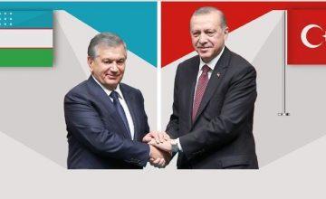 """Türkiye'nin Taşkent Büyükelçisi Mehmet Süreyya Er :""""Türkiye-Özbekistan ilişkilerinin stratejik ortaklık düzeyine ulaşması iftihar vesilesi"""""""