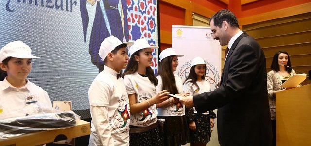 TİKA'dan Azerbaycan eğitimine destek