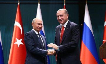 """Cumhurbaşkanı Erdoğan: """"Rusya ile 100 milyar dolarlık hedefe doğru yürüyoruz"""""""