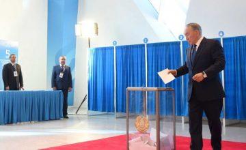 Kazakistan'da cumhurbaşkanlığı seçimlerine doğru