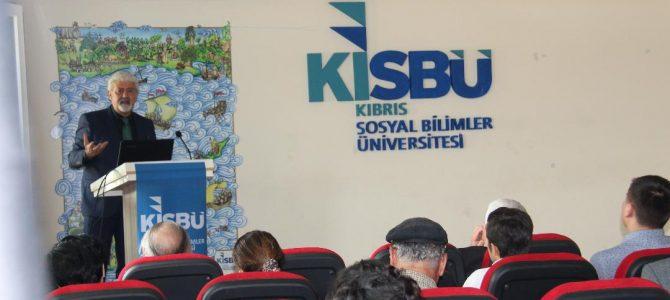 Kıbrıs Sosyal Bilimler Üniversitesinde, Kıbrıs'ta İngiliz Sömürge Çalıştayı gerçekleştirildi