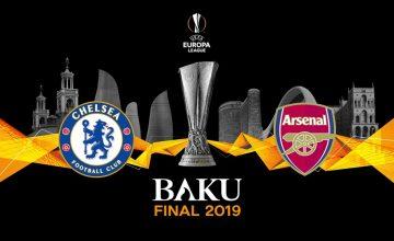 Azerbaycan'nın başkenti Bakü, UEFA Avrupa Ligi final maçına hazır