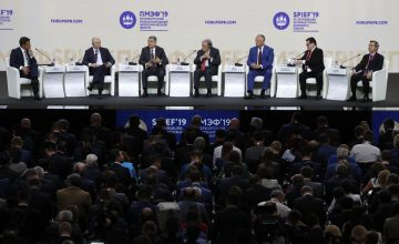 SPİEF Rusya'nın Ekonomi Kapısı