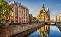 St.Petersburg'a e-vize ile seyahat dönemi başlıyor