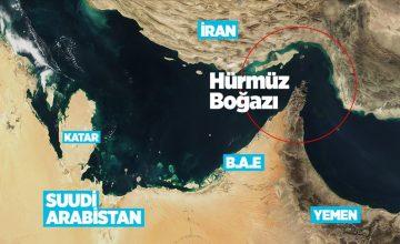 Hürmüz Boğazı'nda İran ve Rusya ortak tatbikat yapacak
