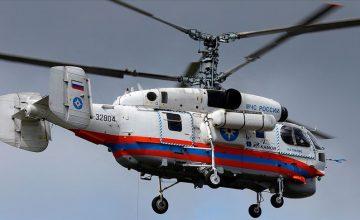 Rusya Ka-32 helikopterlerinin Türkiye'ye teslimatını tamamladı