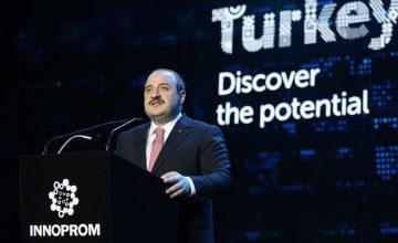 Türkiye'nin ortak olduğu fuar: INNOPROM-2019