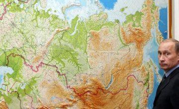 Can çekişen Rusya'dan küresel güce Putin'in Rusya'sı