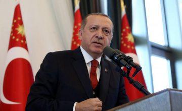Cumhurbaşkanı Recep Tayyip Erdoğan, Rusya ve Çin'in İdlib vetosuyla ilgili soruyu yanıtladı