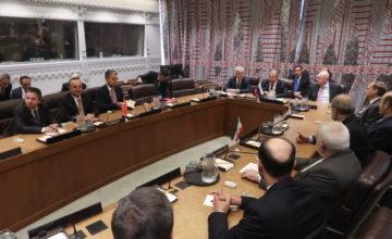 Zarif, Lavrov ve Çavuşoğlu, BM Genel Kurulu toplantısı çerçevesinde bir araya geldi