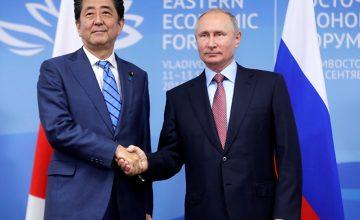 Rusya ile Japonya barış anlaşması için çabalayacak