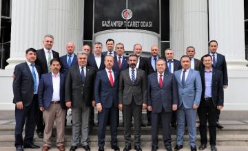 Rusya, Gaziantep'in en fazla ihracat yaptığı 20 ülke arasında