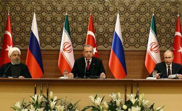 Cumhurbaşkanı Recep Tayyip Erdoğan: Ankara Zirvesi'nin, Astana sürecine yeni bir soluk kazandıracağına inanıyorum