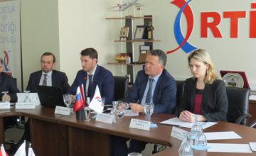 RTİB, Batı Akdeniz ihracatçılar Birliği'ne Rusya'yı anlattı
