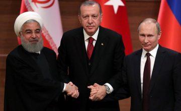 Cumhurbaşkanı Recep Tayyip Erdoğan, Suriye'nin istikbali için en büyük tehdit kaynağı YPG/PYD'dir