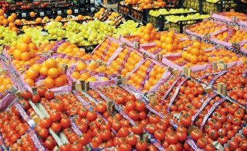 Doğu Karadeniz'den Rusya'ya 70,5 milyon dolarlık yaş meyve sebze ihracatı