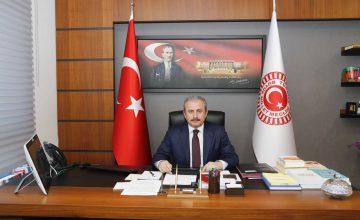 TBMM Başkanı Mustafa Şentop'tan Gaziler Günü mesajı