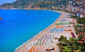 Antalya'ya gelen Rus turist sayısı yüzde 14 arttı