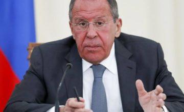 Sergey Lavrov: Ankara, Güvenli Gölge konusundaki isteklerinde haklı