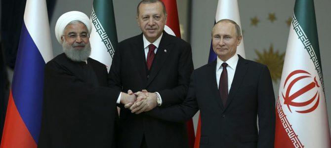 Beşinci Üçlü Zirve Toplantısı Ankara'da yapılacak