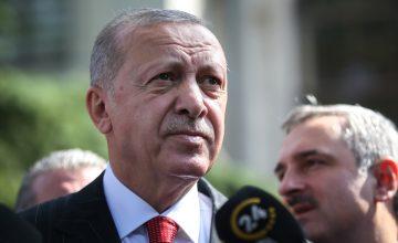 Cumhurbaşkanı Recep Tayyip Erdoğan: Ankara'da yapacağımız zirvede ağırlıklı olarak İdlib'teki gelişmeleri ele alacağız