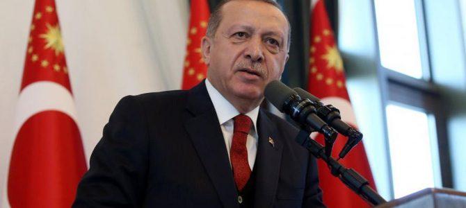 Cumhurbaşkanı Recep Tayyip Erdoğan: Ekim başında belki bir dörtlü zirve yapacağız