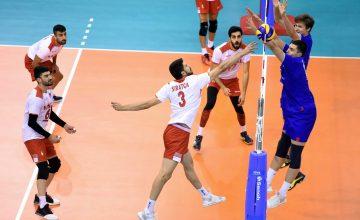 Türkiye ve Rusya, Avrupa Şampiyonası'nda karşılaşacak