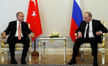 Cumhurbaşkanı Recep Tayyip Erdoğan, 22 Ekim'de Rusya'ya gidecek