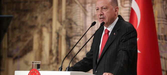 Erdoğan: Fırat'ın batısında da Rusya'nın başı çekmesi gerekir ki bölgenin tamamında huzuru sağlayalım