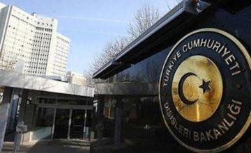 Türkiye, BMGK ülkelerinin büyükelçilerini harekat hakkında bilgilendiriliyor