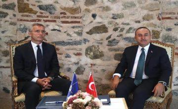 Mevlüt Çavuşoğlu, Volodin ile İstanbul'da bir araya geldi