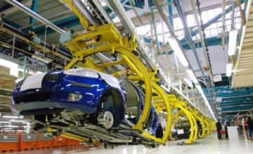 Türkiye'nin Rusya'ya otomotiv sektörü ihracatı yüzde 23 arttı