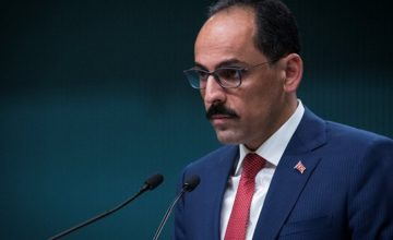 İbrahim Kalın: Moskova bizim Suriye rejimine karşı olan tutumumuzu biliyor