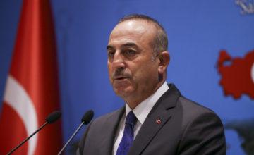 Mevlüt Çavuşoğlu: Barış Pınarı Harekatı hakkında, BM Genel Sekreterini bilgilendirdik