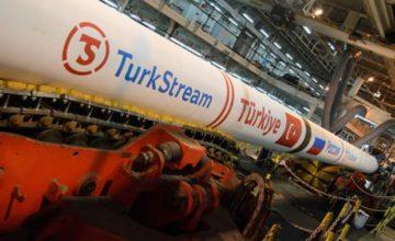TürkAkım Doğal Gaz Boru Hattı'nda sona yaklaşıldı