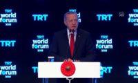 Cumhurbaşkanı Recep Tayyip Erdoğan: Putin ile süreci ele alacak, atılması gereken adımları inşallah atmış olacağız