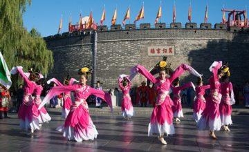 VIII. Petersburg Uluslararası Kültür Forumu'nda, Çin rüzgarı