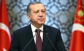 Erdoğan: Güvenli bölge konusunda, Amerika ve Rusya ile yürüttüğümüz samimi çalışmayı bundan sonra da kararlı şekilde yürütmek istiyoruz
