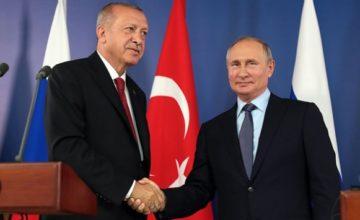 Cumhurbaşkanı Erdoğan bugün Putin ile görüşecek